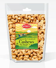 SUNBEST Whole Cashews Roasted and Unsalted (5 LBS) in Resealable Bag