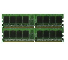 NEW 4GB (2x2GB) Memory PC2-6400 LONGDIMM For eMachines EL1300G-01w