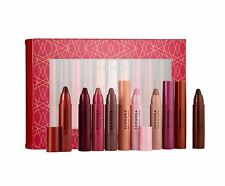 SEPHORA~KISS & MAKEUP LIPSTICK PENCIL 10 PIECE SET--NIB