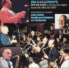 Galloway`S Wee Big Band, Jim-Kansas City Nights CD NEW