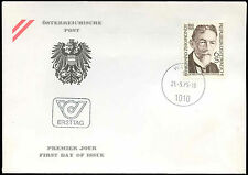 Austria 1979 Dr. Richard Zsigmondy FDC First Day Cover #C17684