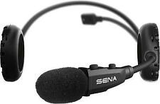 SENA 3S-B Bluetooth Headset Intercom for Scooters Motorcycles Open Face Helmet