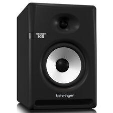 """BEHRINGER NEKKST K6 6"""" Bi-Amp Active Studio Monitor Speaker + Full Warranty"""