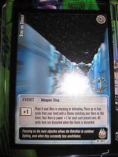 STAR WARS CCG JEDI KNIGHTS CARD MINT/N-MINT 1ST DAY COM A2 149 C STAY ON TARGET
