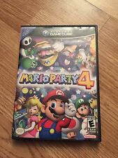 Mario Party 4 MarioParty GameCube Game Cube With Manual Nice BA2