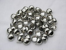 New Set of 50 Chrome Studs Motorcycle Seats/Backrest/Saddle Bags