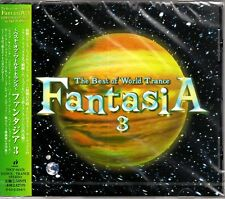 The Best of World Trance FANTASIA 3 DJ TOMO Mix JAPAN TOCP-64178 Numbered NEW CD