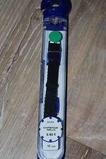 bracelet montre synthetique perlon12 mm neuf emballé+ outils de pose+ barettes