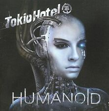 Humanoid by Tokio Hotel (CD, Oct-2009 Cherrytree Records)