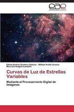 Curvas de Luz de Estrellas Variables by Mauricio Holgu�n Londo�o, William...