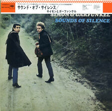 SIMON & GARFUNKEL Sounds of Silence (1966) Japan Mini LP CD (BSCD2) SICP-30742
