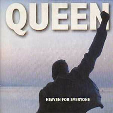 CD Single QUEEN Heaven for everyone CARD SLEEVE + NEW SEALED +