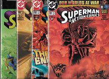 ACTION COMICS LOT OF 4 - #781 #782 #783 #784 JOKER LAST LAUGH (NM-) SUPERMAN