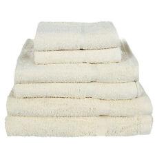 Nuevo Pack De 2 Super suave de algodón egipcio Supremo De Mano De Baño De Toalla Set Bale