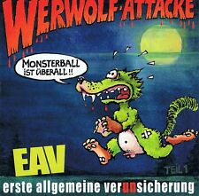 EAV - Werwolf-Attacke! (Monsterball Ist Überall...) - CD Album NEU - Pfeif Drauf