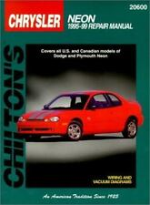 Chrysler Neon, 1995-99 (Chilton's Total Car Care Repair Manual)