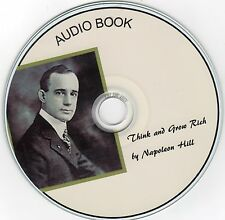 Napoleon Hill Audio book Mp3 - Think and Grow Rich - over 8 hours of motivation