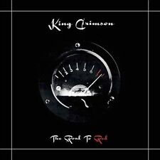 The Road to Red [21CD+DVD+2BR] [Limited] by King Crimson (DVD, Oct-2013, 24...