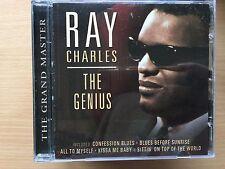 Ray Charles The Genius ~ Rock Pop / Soul Gospel CD