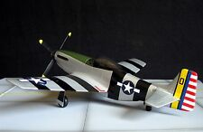 SPEC CAST 47022 U.S. ARMY AIR CORP 5TH. AIR FORCE P-51 Airplane Bank 1:45 Scale