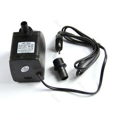 EU Plug  Submersible Fountain Air Fish Tank Aquarium Water Pump 220V 20W 1000L/H