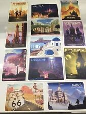 Overwatch Collector's Edition 12 unique postcards Collection new