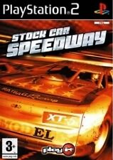 STOCK CAR SPEEDWAY for Playstation 2  PS2 - with box & manual