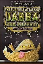 New-The Surprise Attack of Jabba the Puppett A Origami Yoda Book-Tom Angleberger