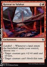 4x retreat to valakut // nm // Battle for Zendikar // Engl. // Magic Gathering