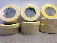 Mix of Automotive Masking & Painting Tape (2 of each)