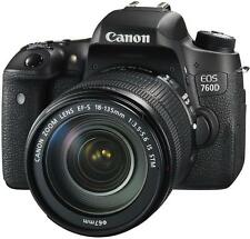 CANON EOS 760D + 18-135 IS STM Neuware EOS 760 D 45 EURO Cashback