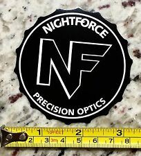 Nightforce Optics Sticker Decal Night Force Sights Riflescopes Spotting Hunting