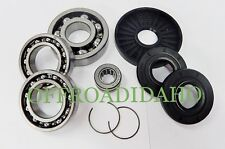 FRONT DIFFERENTIAL BEARING & SEAL KIT KAWASAKI PRAIRIE400 4x4 1999 2000 01 2002