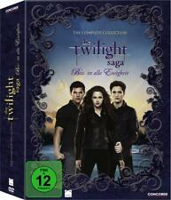 Die Twilight Saga - Complete Collection, 11 DVD (2013) - neu + OVP