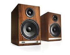 Audioengine HD6 Premium Powered Speakers Bluetooth, DAC Walnut NEW Free Shipping