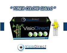 Toner Cartuccia Laser Q3962A Giallo 4000 pagine generico per HP Laserjet 2800
