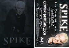 SPIKE THE COMPLETE STORY PROMOTIONAL CARD P-UKP