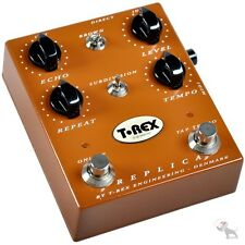 T-Rex Engineering Replica Delay Echo Pedal for Electric Guitar