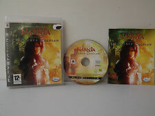 NARNIA Le Prince Caspian Jeu PS3 Complete with record