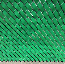 Privacy Fence Weave for Chain Link Fence - 250ft. Roll - GREEN