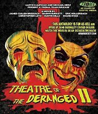 Theatre Of The Deranged Ii (2015, DVD NIEUW)