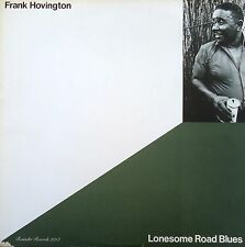 Frank Hovington-Lonesome Road Blues-LP-1979 Rounder Records USA-2017