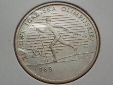 .2005. Polen Poland 1000 Zloty 1987 Silber, PRÓBA selten