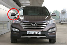 RH(Passenger Seat) LED Auto Folding Side Mirror For 2013+ Hyundai Santa Fe Sport