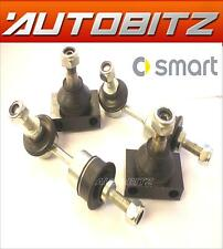 FITS SMART CAR  FRONT LOWER BALLJOINTS & FRONT STABILISER LINK BARS