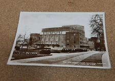 Stratford On Avon New Shakespeare Theatre Real Photo posted 1949   xc1