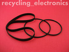 AKAI GXC-310D, GXC310D Cassette Deck Belt Kit (3 Belts)