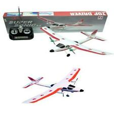 2-Channel Rc Super Sonic Radio Control Airplane Helicopters Airplanes Vehicles