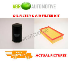 PETROL SERVICE KIT OIL AIR FILTER FOR VOLVO S40 1.8 125 BHP 1997-01