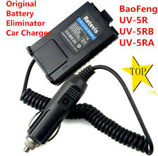 BAOFENG UV5R Car Charger For UV5R/5RB UV-5RA Walkie Talkie Battery Accessories